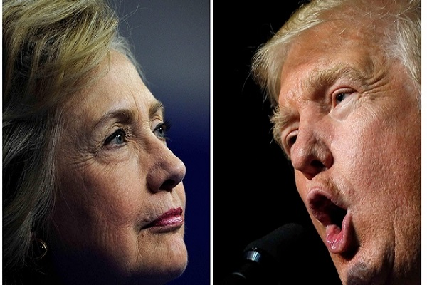 us presidential election    in new poll hillary falls behind trump