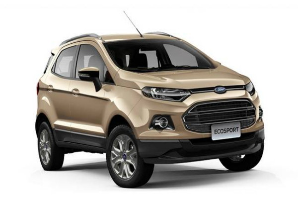 ford ecosport first made in india car sold in the us