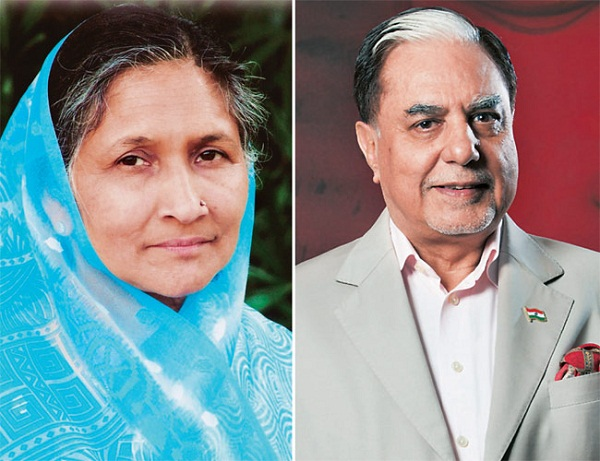 the most richest indian politicians