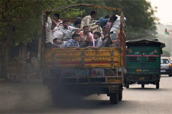 15 year old diesel vehicles in delhi will not run