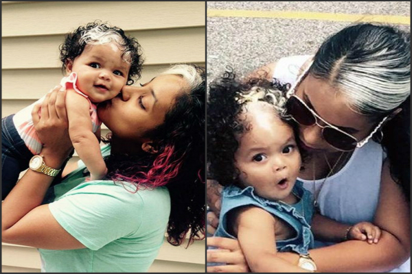 the mother daughter pics viral on  social media