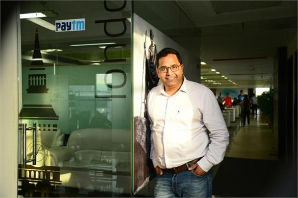paytm founder vijay shekhar