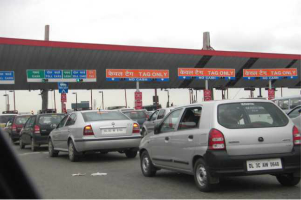 toll suspension for all national highways has been extended till midnight of 18th november