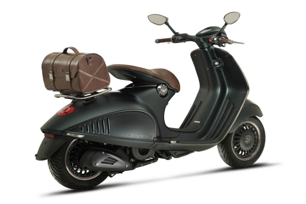 piaggio launch vespa 946 scooter armani has the country  s second most expensive