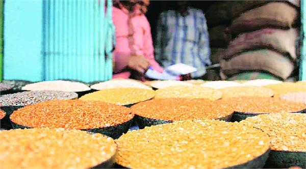 rising price of pulses and flour