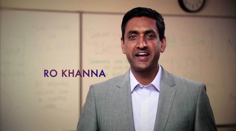 indian americans hold get out the vote rally for ro khanna