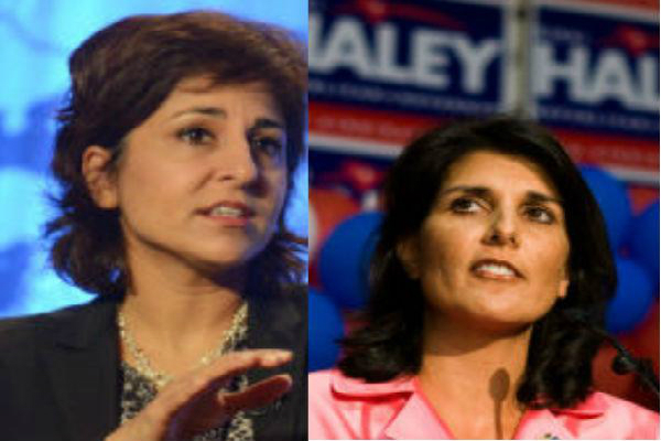 indian american women making mark in 2016 general elections
