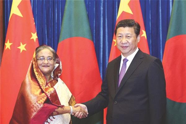 china  deal of   2 submarines with bangladesh