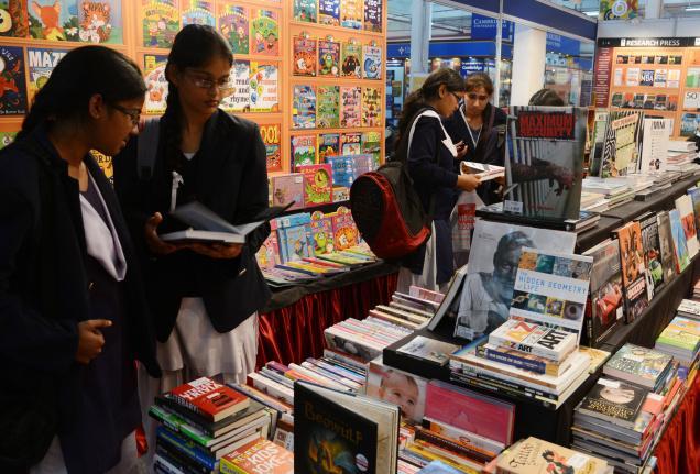 effecet of note ban in punjab university book fair