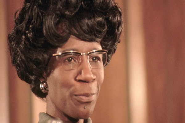 shirley chisholm may have been the first american woman president