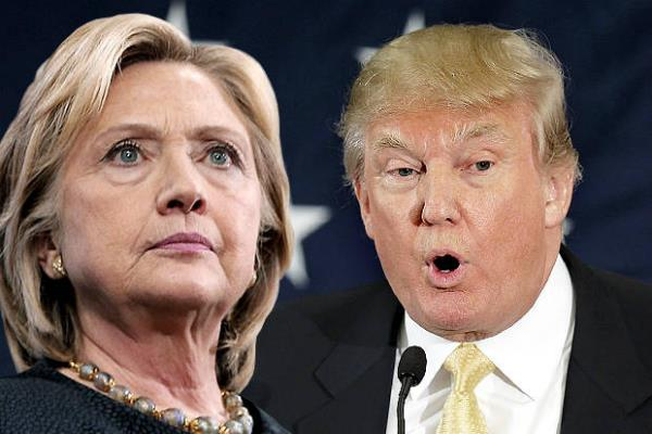 donald trump indicates u turn on climate change jailing hillary clinton