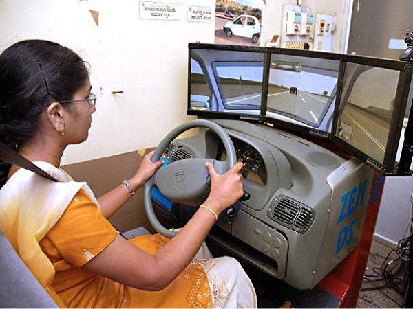 driving licence test