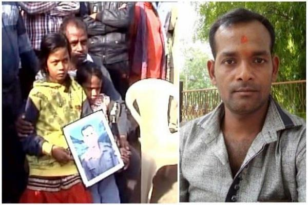 ghazipur to the path of martyrs is in tears