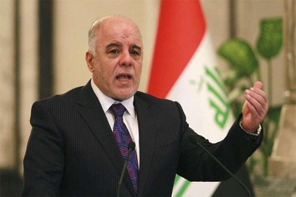 iraqi pm warn to isis militants