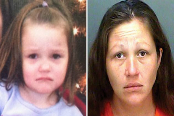 mother of girl whose been missing for 5 years arrested in connection with her death