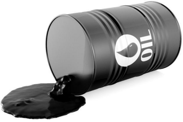 strong rise in stocks and crude oil fell from dollar