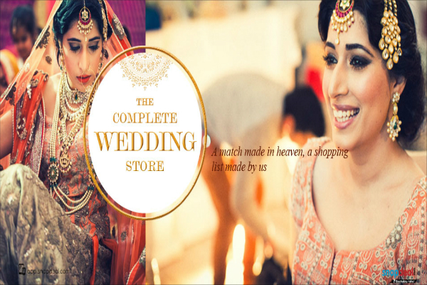 snapdeal launches the wedding store