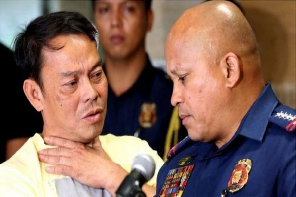 police shot the mayor of the philippines in jail