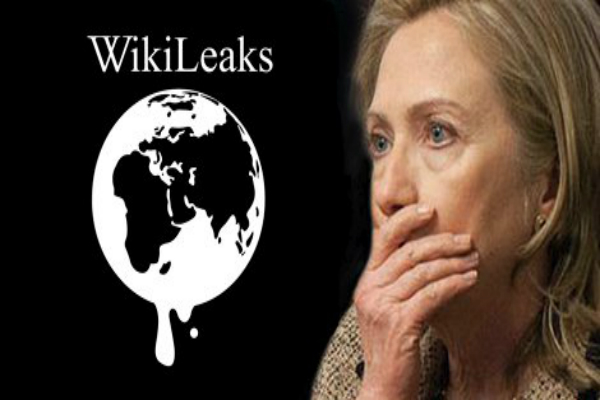 wikileaks says hillary will be in jail soon