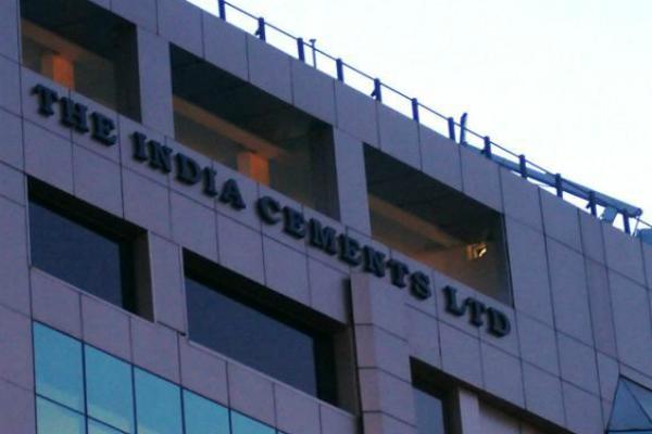 india cements  bombay stock exchange