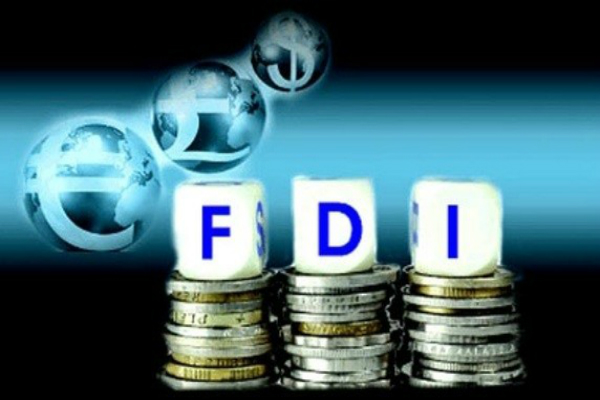fdi in the service sector reached across rs 35 thousand crore