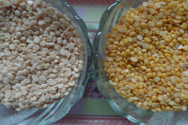 rise in urad and moong pulses
