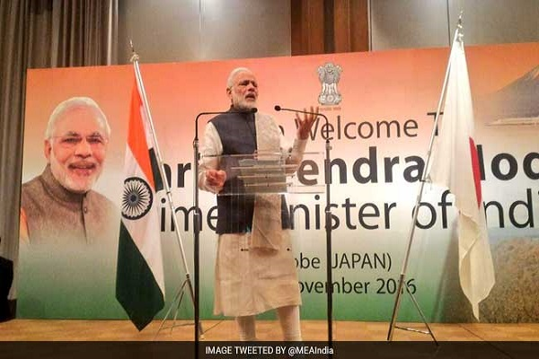 modi says about currency ban  no one will be spared