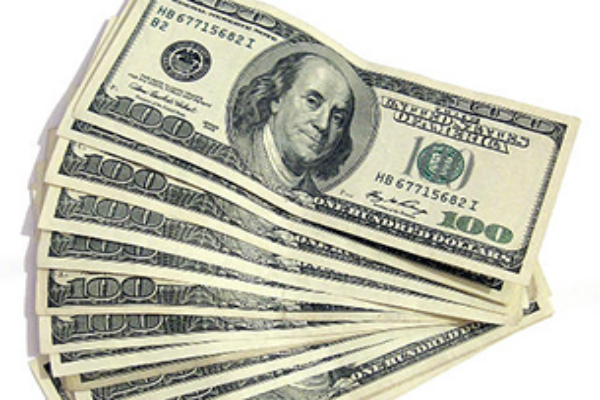 foreign exchange reserves increased for the second week