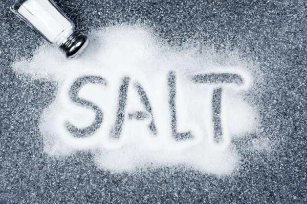 no shortage of salt  will act on rumor preachers