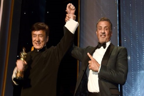 jackie chan received  oscar award after 56 year wait