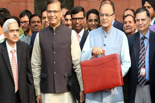 general budget will be presented on february 1