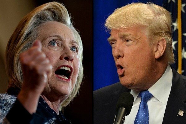 us president election hillary experience heavy on wealthy trump