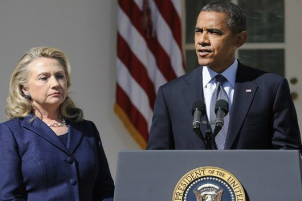 is going to be a close contest  to help clinton  obama