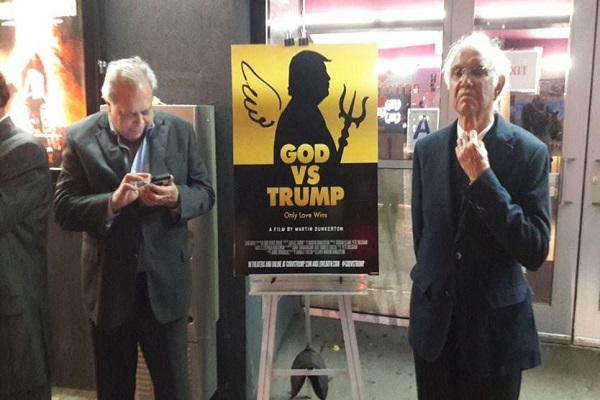 premiere of the film on donald trump in newyork