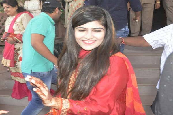 pak girl reached jodhpur for marriage to indian boy