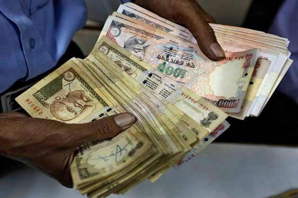 who deposit large amounts of cash income tax notice