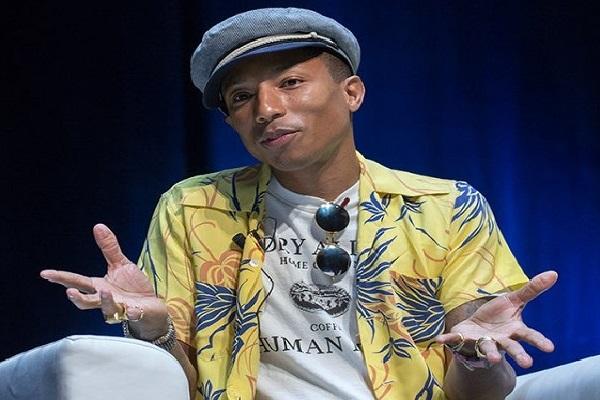 pharrell williams begs women to vote hillary