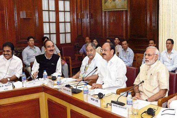 encircle the opposition government in the winter session of parliament yesterday