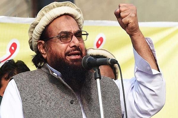 kashmiri militants in india targeted attack plan hafiz saeed