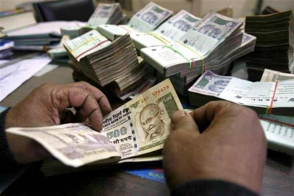 post office savings account and deposit it into the old notes are 500 and 1000  finance ministry