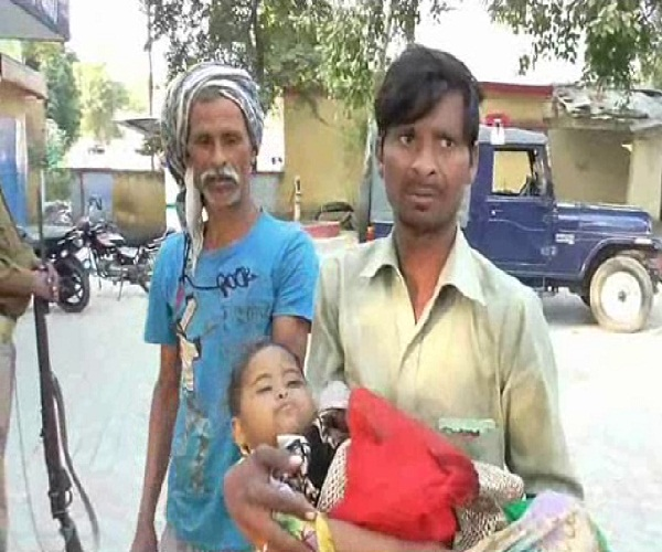 notbandi remains tense  bank queued child in the lap of mother  s death