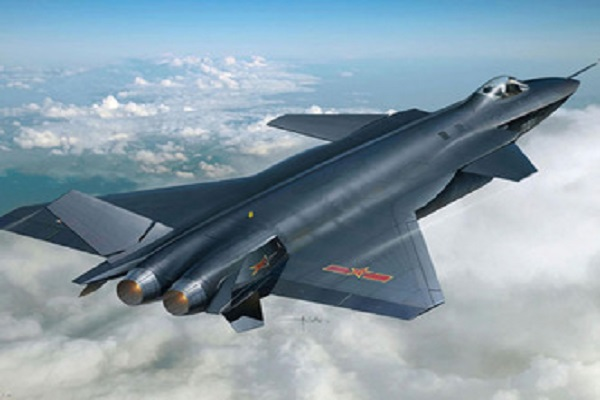 china has introduced stealth fighter