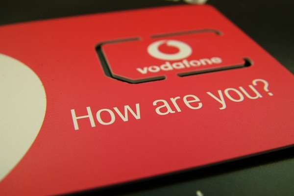 vodafone giving two gb data for new customer