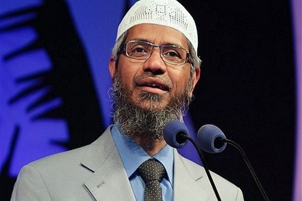 zakir naik irf fund raising for the local people who will oversee the government of maharashtra