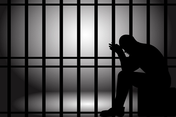 officer jailed for ten years for corruption
