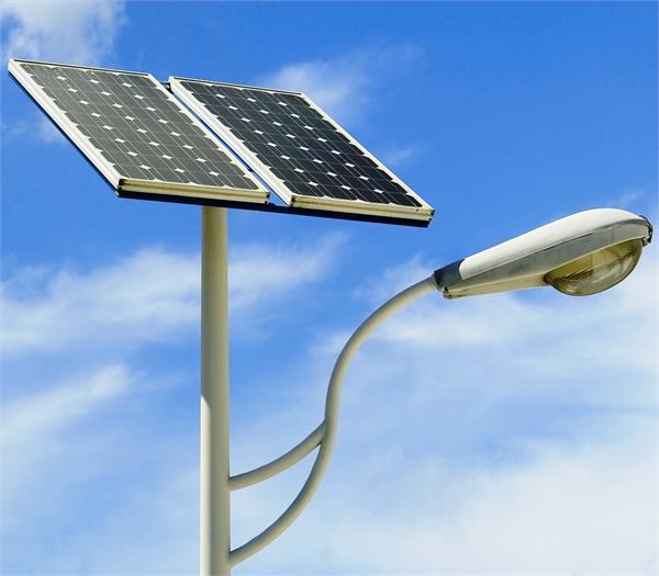 kirron kher had sanctioned rs 200 solar lights