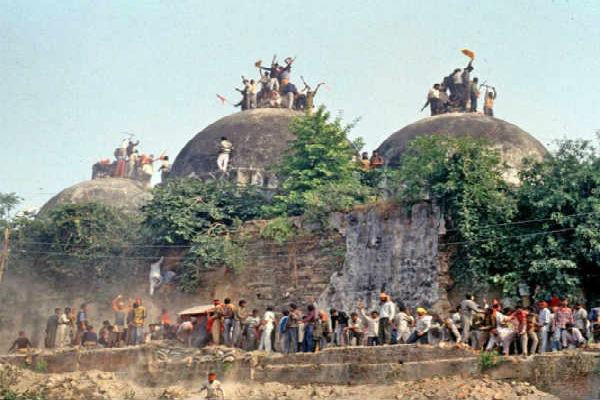 babri masjid  india  nepal  high alert
