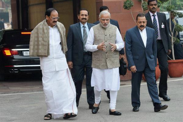 pm modi will be present for the remaining 3 days of parliaments