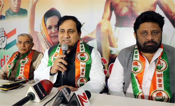 congress targeting the bjp leader specializes in drama  shakeel ahmed