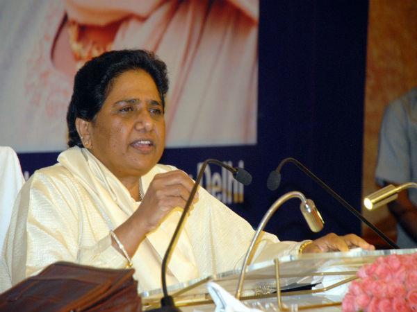 mayawati  narendra modi  notbandi